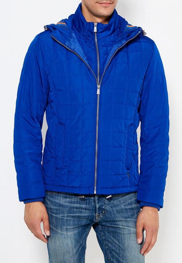 Куртка утепленная Trussardi Jeans Trussardi Jeans TR016EMUWE42