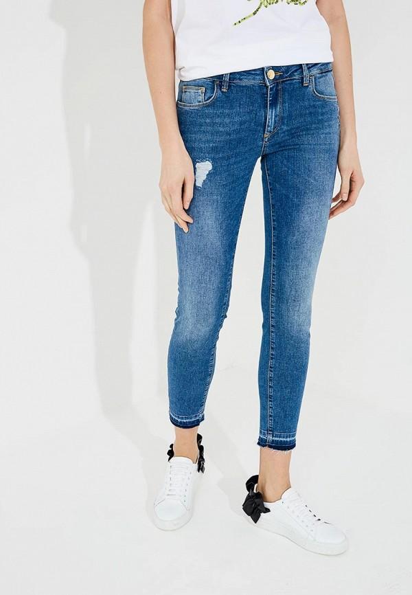 Джинсы Trussardi Jeans Trussardi Jeans TR016EWAEUN9 джинсы modis modis mo044ewbztz9