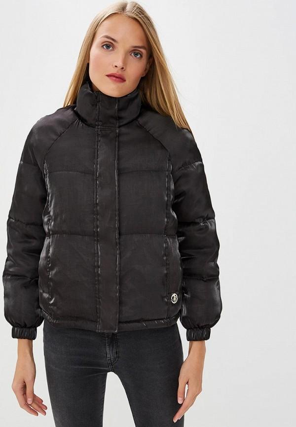 где купить Куртка утепленная Trussardi Jeans Trussardi Jeans TR016EWBUVQ9 по лучшей цене