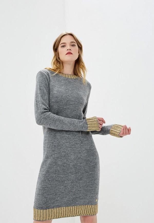 Платье Trussardi Jeans Trussardi Jeans TR016EWBUVR4 профессиональная цифровая рация icom ic f3103d