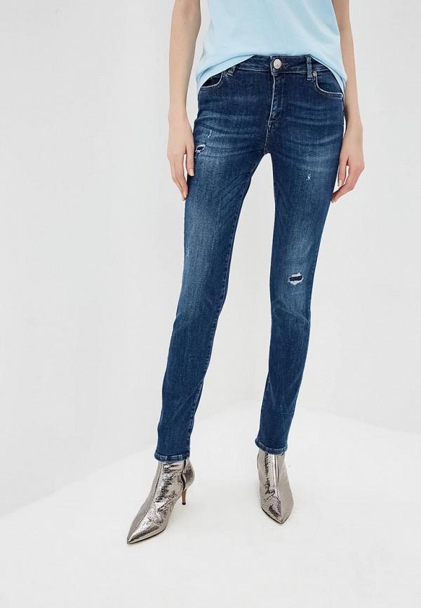 Джинсы Trussardi Jeans Trussardi Jeans TR016EWDOCM1 цена