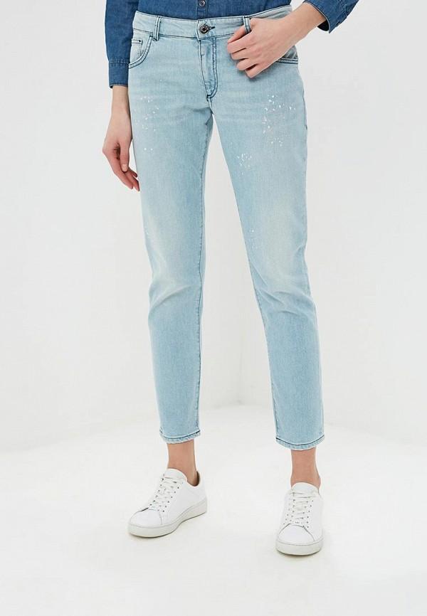 купить Джинсы Trussardi Jeans Trussardi Jeans TR016EWDOCM3 по цене 7090 рублей