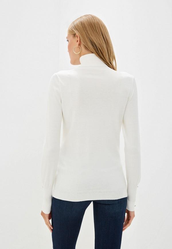 Фото 3 - женскую водолазку Trussardi Jeans белого цвета
