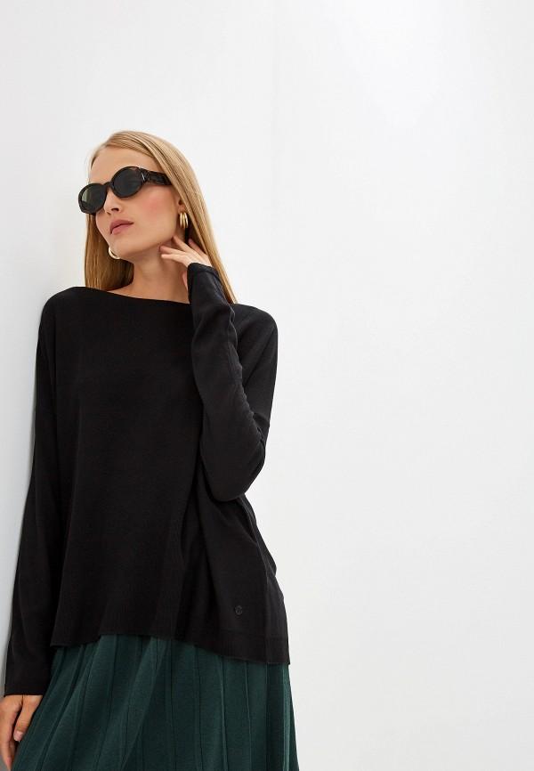 Фото - женский джемпер Trussardi Jeans черного цвета