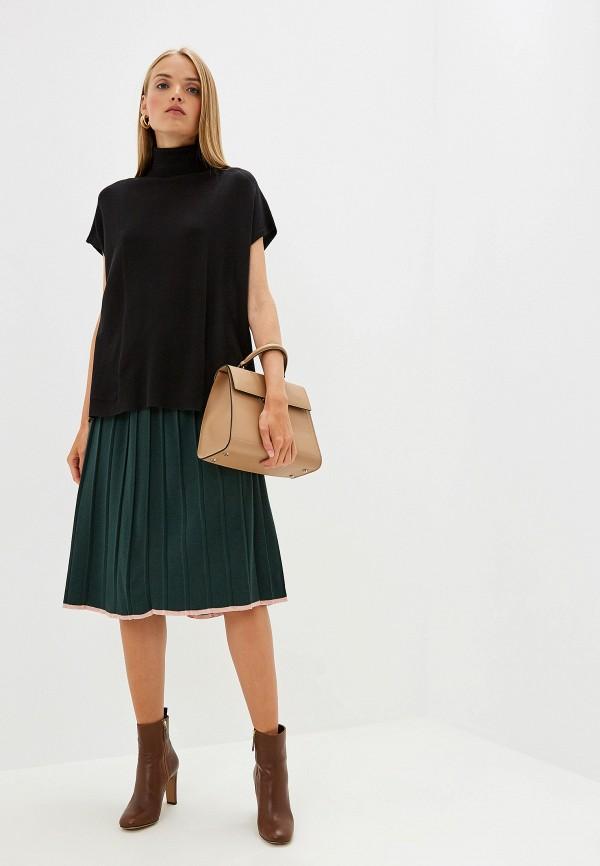 Фото 2 - Жилет Trussardi Jeans черного цвета