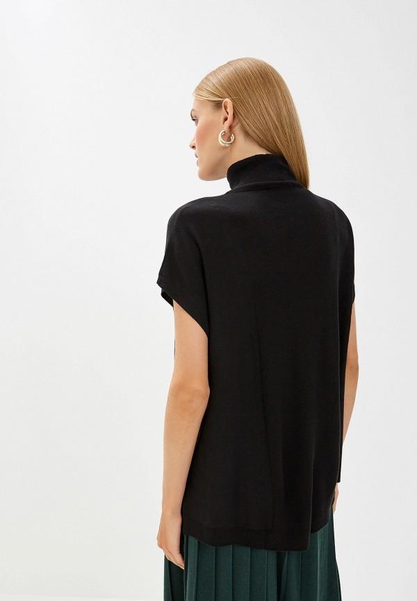 Фото 3 - Жилет Trussardi Jeans черного цвета