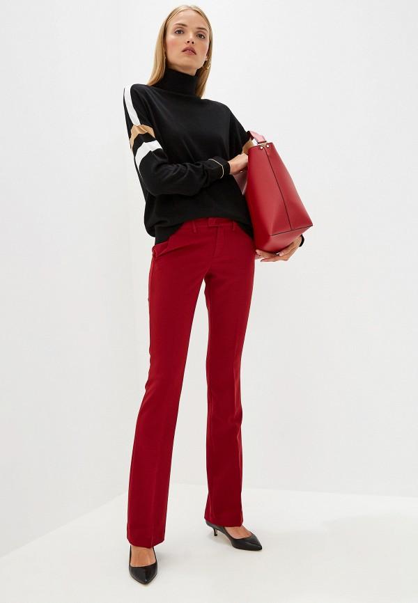 Фото 2 - женскую водолазку Trussardi Jeans черного цвета