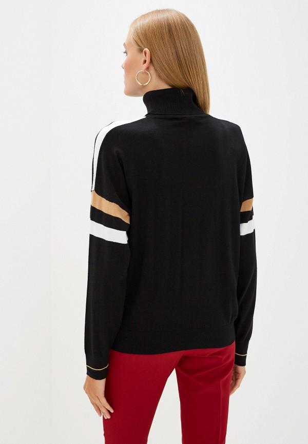 Фото 3 - женскую водолазку Trussardi Jeans черного цвета