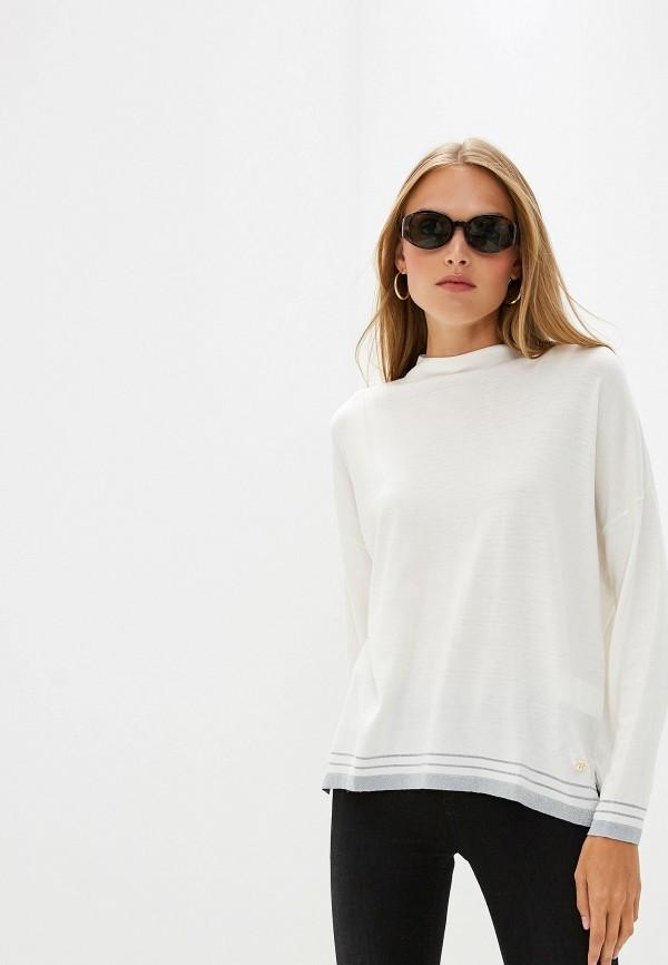 Фото - женский джемпер Trussardi Jeans белого цвета