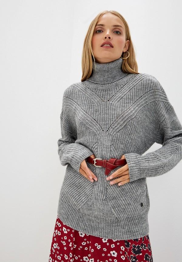 женский свитер trussardi, серый
