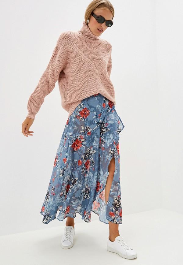 Фото 2 - женский свитер Trussardi Jeans розового цвета