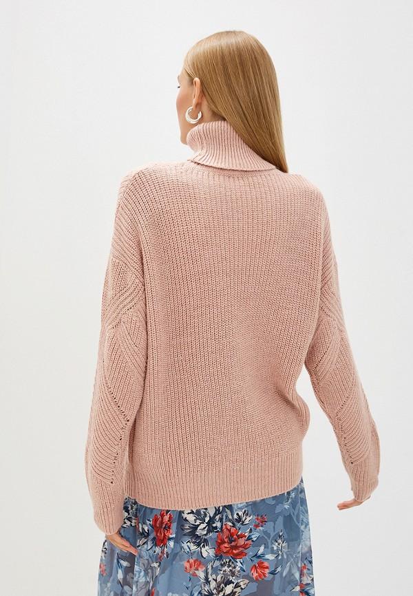 Фото 3 - женский свитер Trussardi Jeans розового цвета