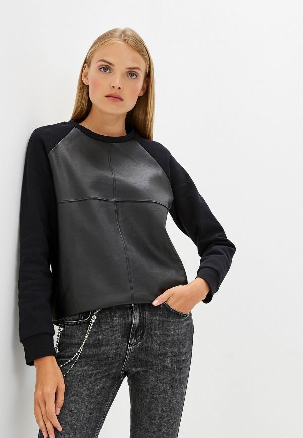 Фото - Свитшот Trussardi Jeans черного цвета