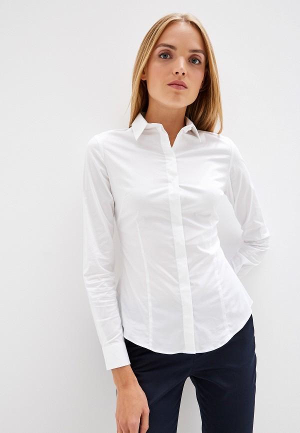 Рубашка Trussardi Jeans Trussardi Jeans TR016EWFTCC7 цена 2017