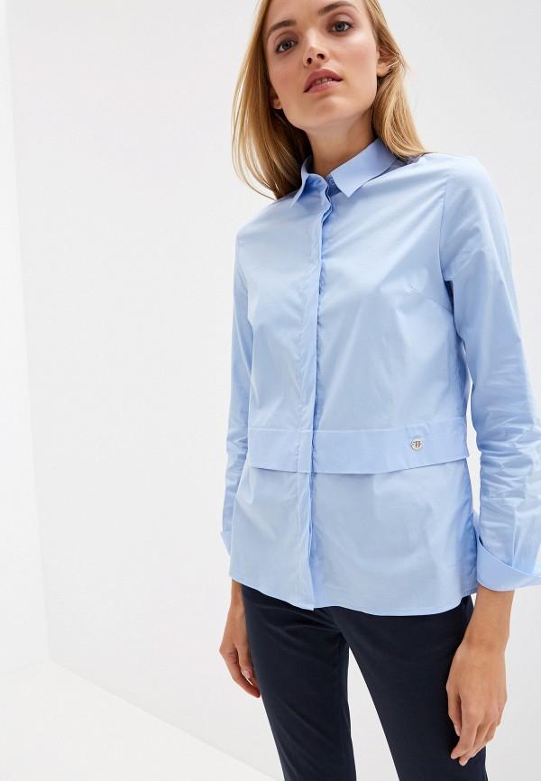 Рубашка Trussardi Jeans Trussardi Jeans TR016EWFTCD0 цена 2017