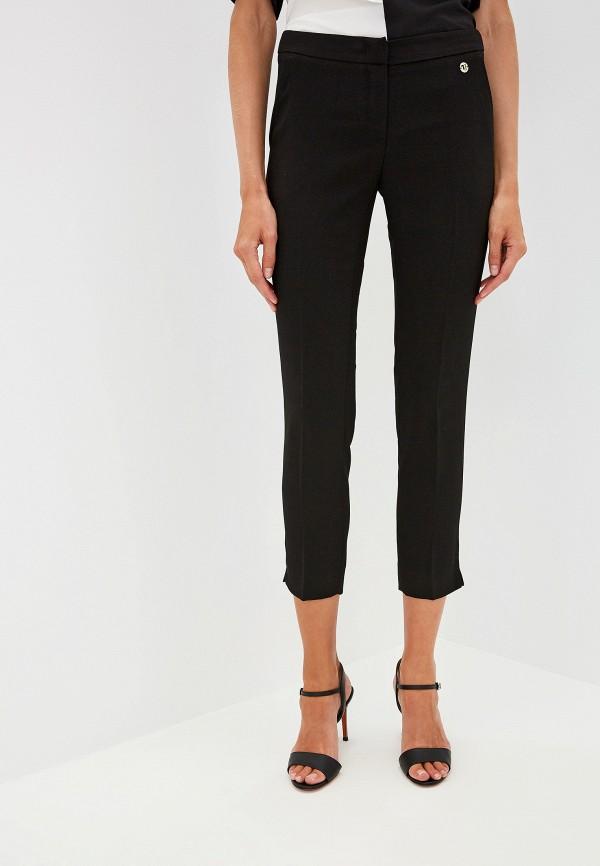 Фото - женские брюки Trussardi Jeans черного цвета