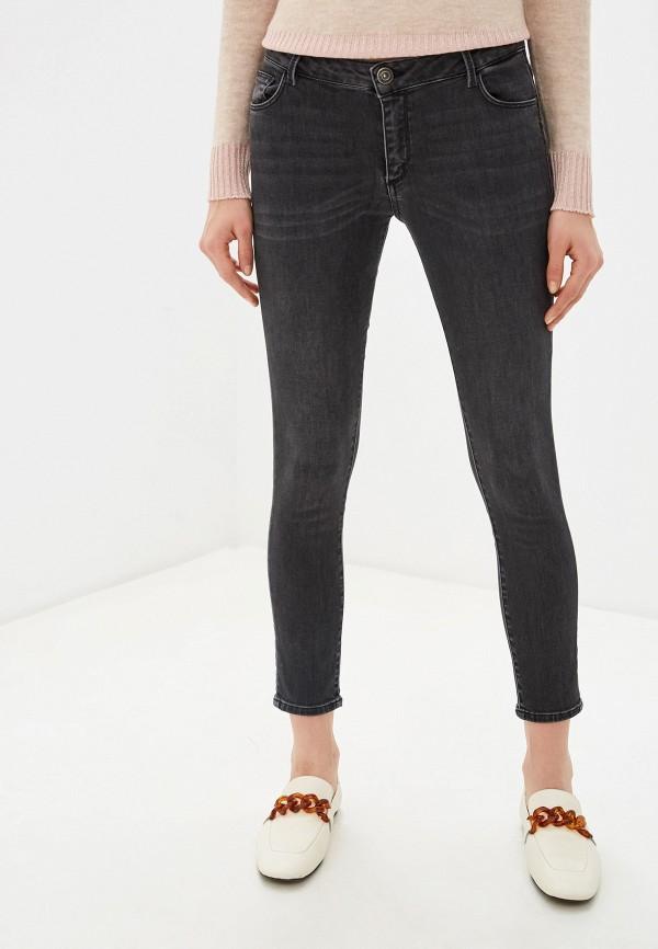 Фото - женские джинсы Trussardi Jeans серого цвета