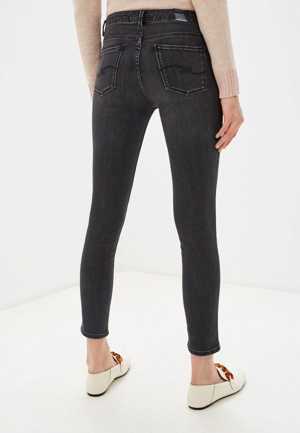 Фото 3 - женские джинсы Trussardi Jeans серого цвета