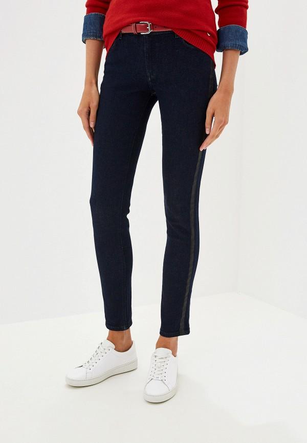 Фото - женские джинсы Trussardi Jeans синего цвета
