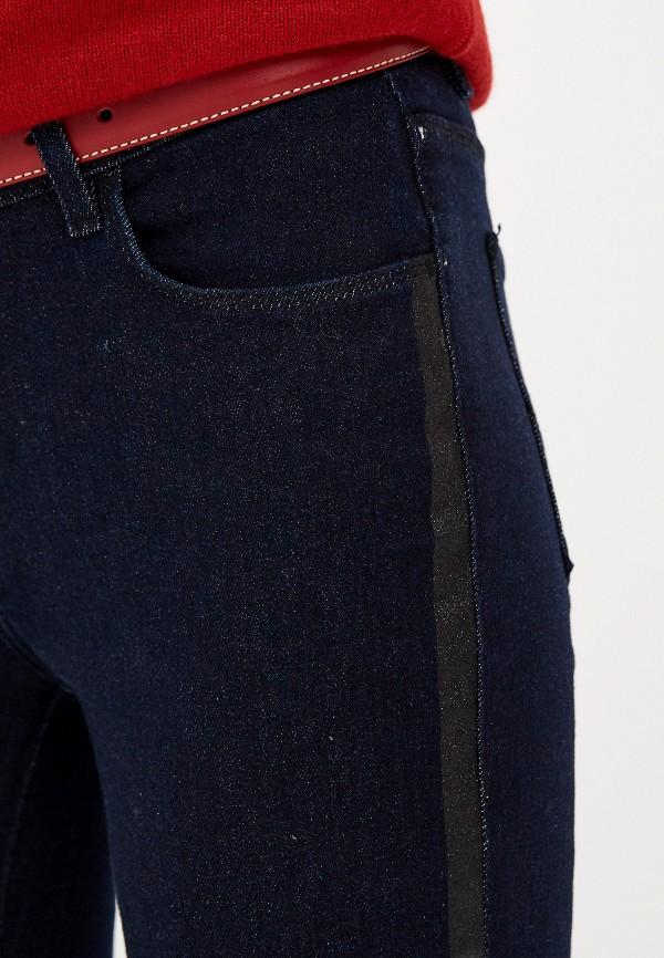 Фото 4 - женские джинсы Trussardi Jeans синего цвета