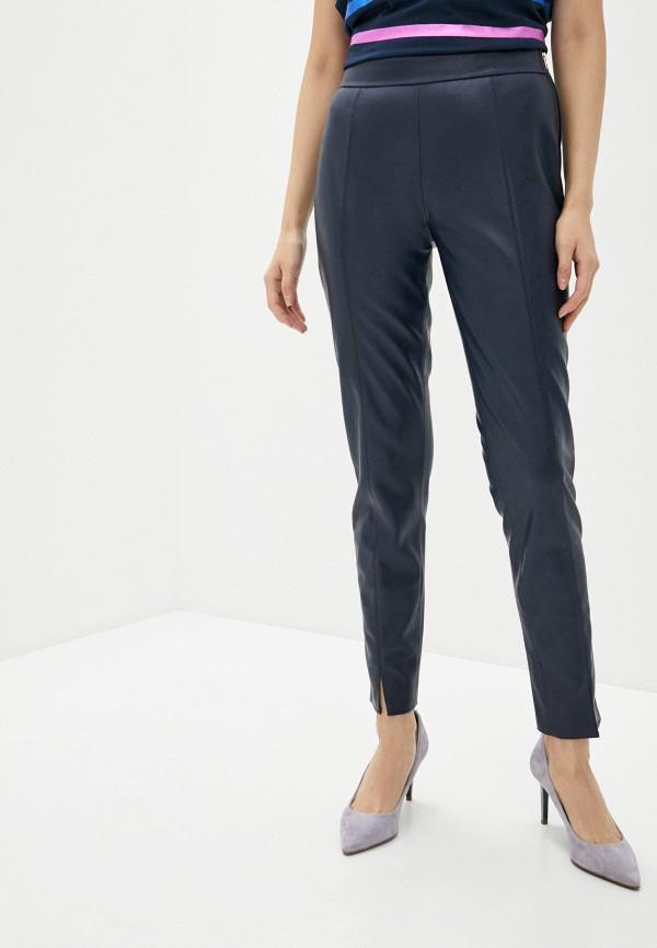 женские брюки trussardi, синие