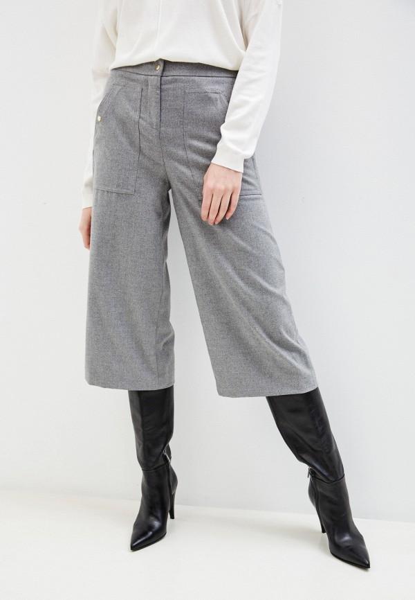 женские брюки trussardi, серые