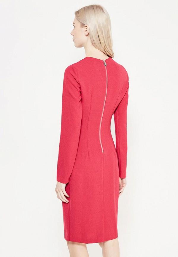 Фото 3 - женское платье Trussardi Jeans розового цвета