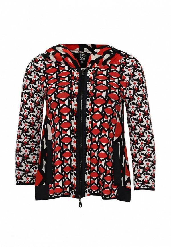Фото - женскую блузку Tricot Chic разноцветного цвета