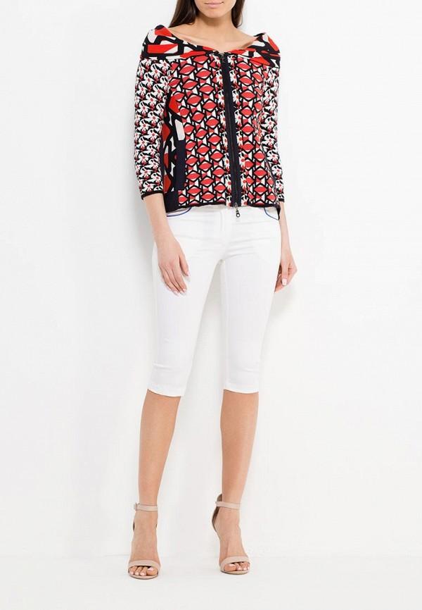 Фото 2 - женскую блузку Tricot Chic разноцветного цвета
