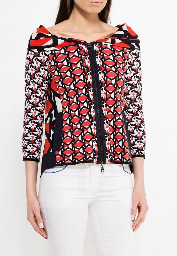 Фото 3 - женскую блузку Tricot Chic разноцветного цвета