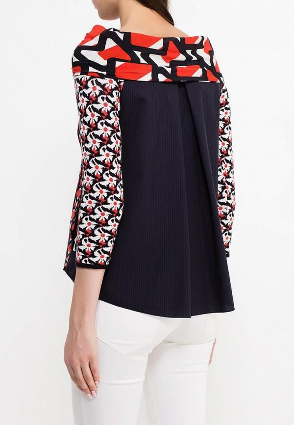 Фото 4 - женскую блузку Tricot Chic разноцветного цвета