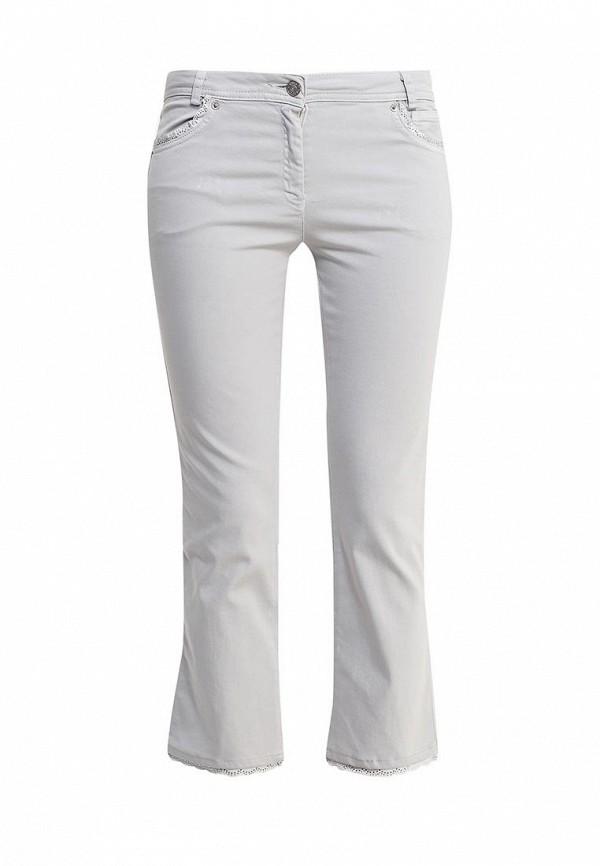 женские брюки tricot chic, серые