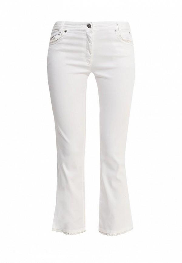 женские брюки tricot chic, белые