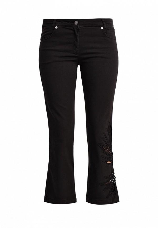 женские повседневные брюки tricot chic, черные