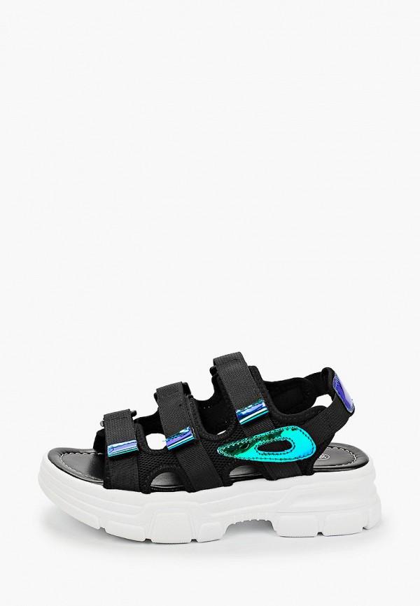 женские сандалии trien, черные