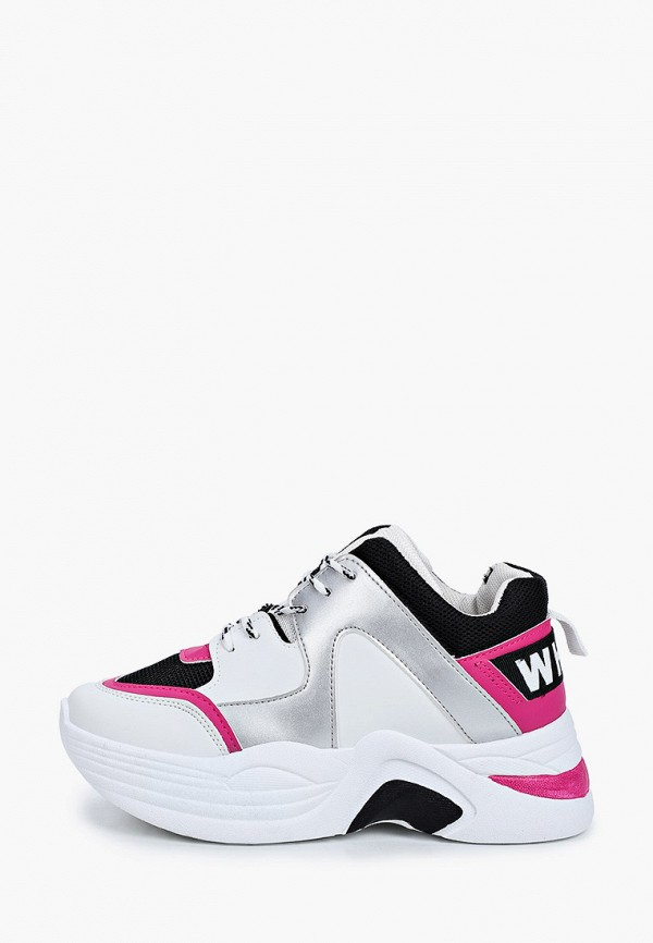 женские кроссовки trien, разноцветные
