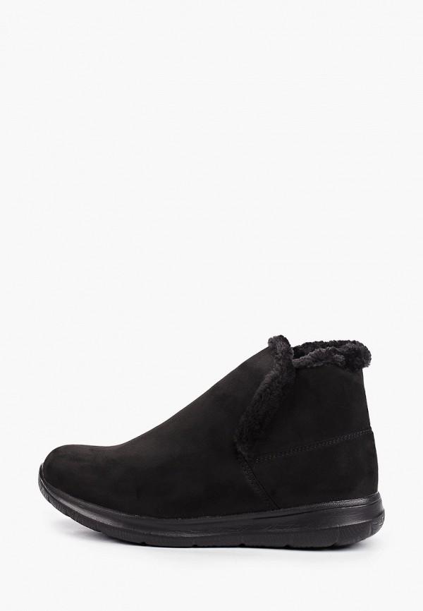 женские ботинки trien, черные