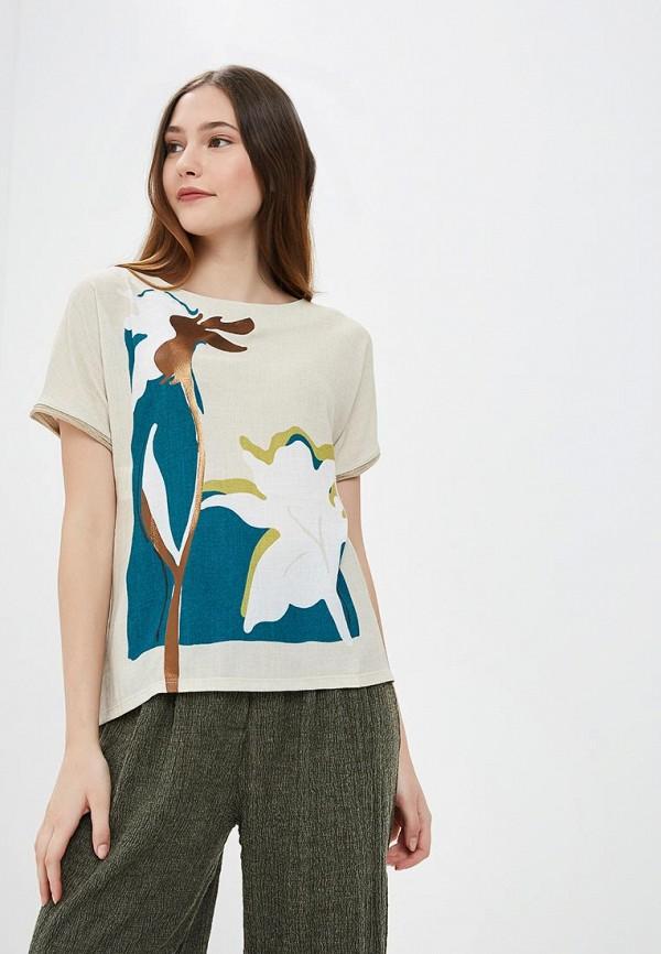 Блуза Trucco Trucco TR030EWCYLI7 блуза trucco trucco tr030ewaunc8