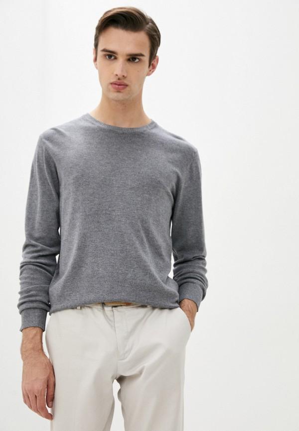 мужской джемпер trussardi, серый