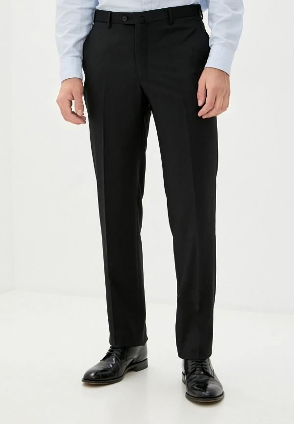 мужские классические брюки trussardi, черные