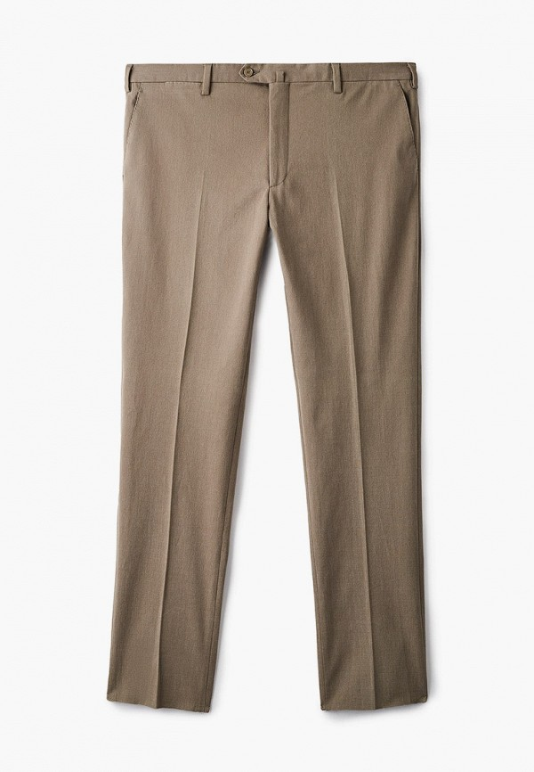мужские брюки trussardi, бежевые