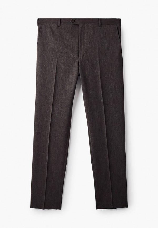 мужские брюки trussardi, коричневые