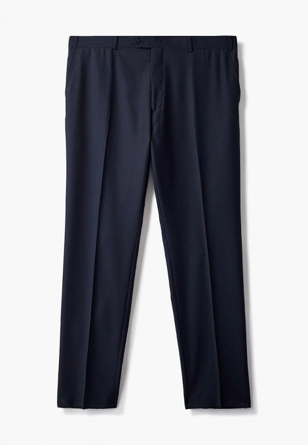 мужские классические брюки trussardi, синие