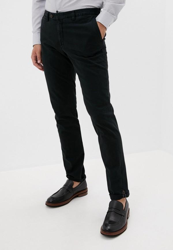 мужские брюки чинос trussardi, черные