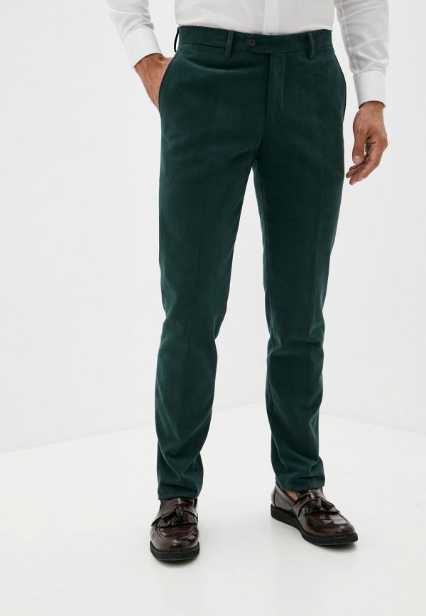 мужские брюки чинос trussardi, зеленые