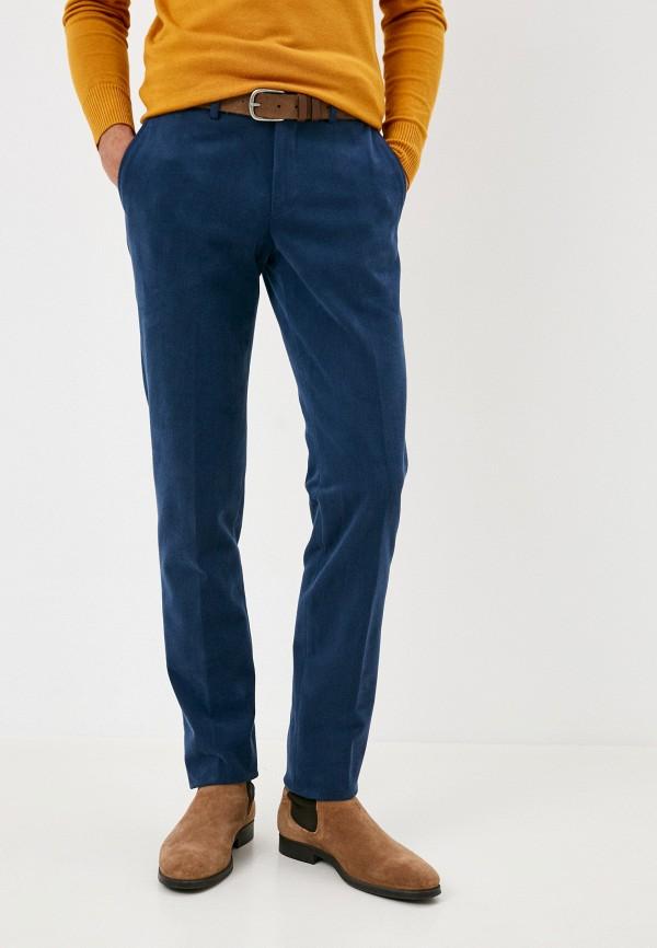 мужские брюки чинос trussardi, синие