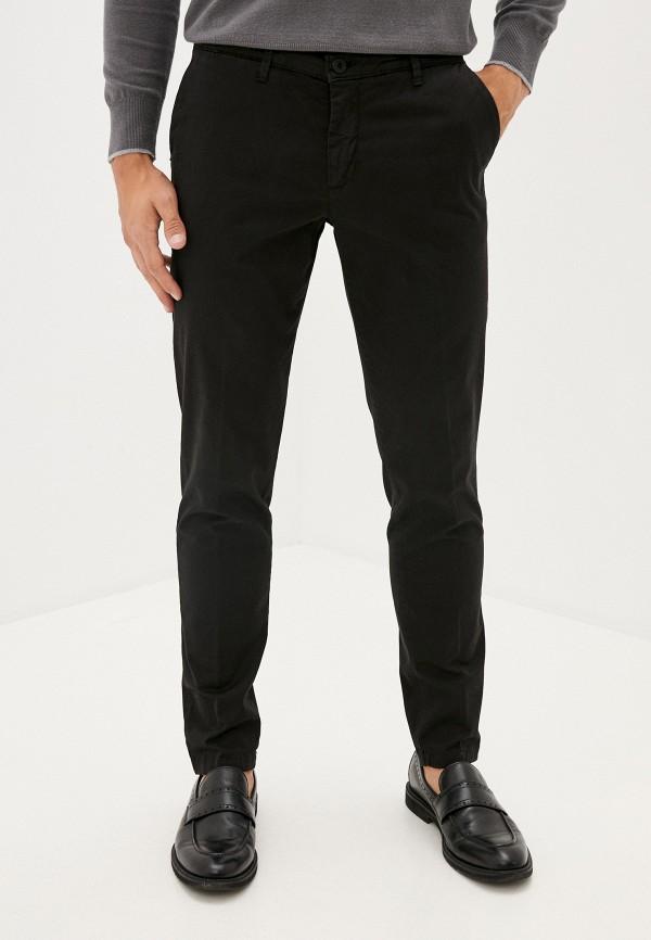 мужские брюки trussardi, черные