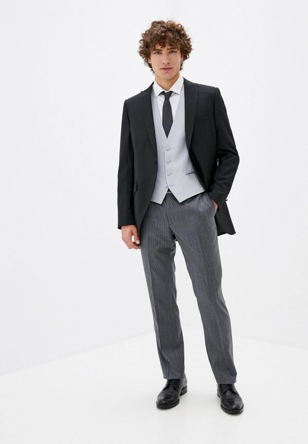 мужской костюм trussardi, разноцветный