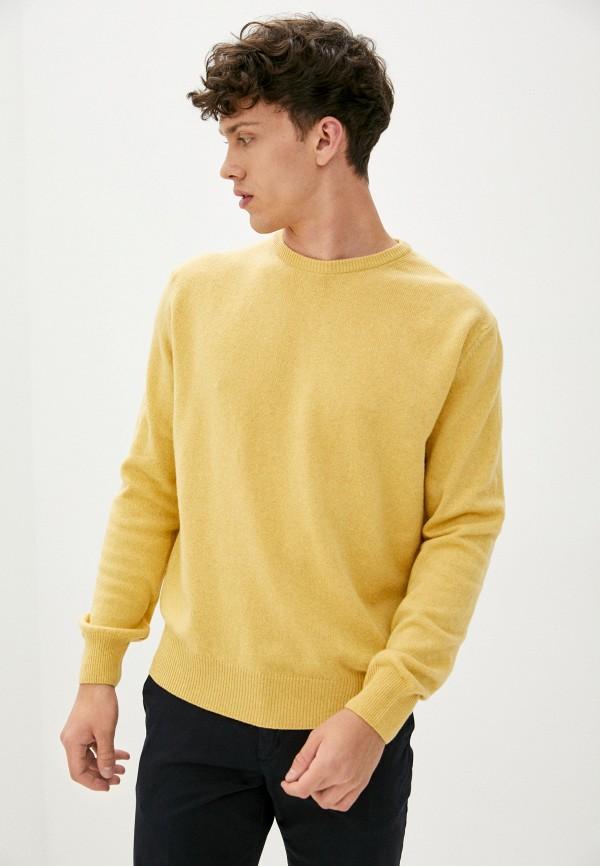 мужской джемпер trussardi, желтый