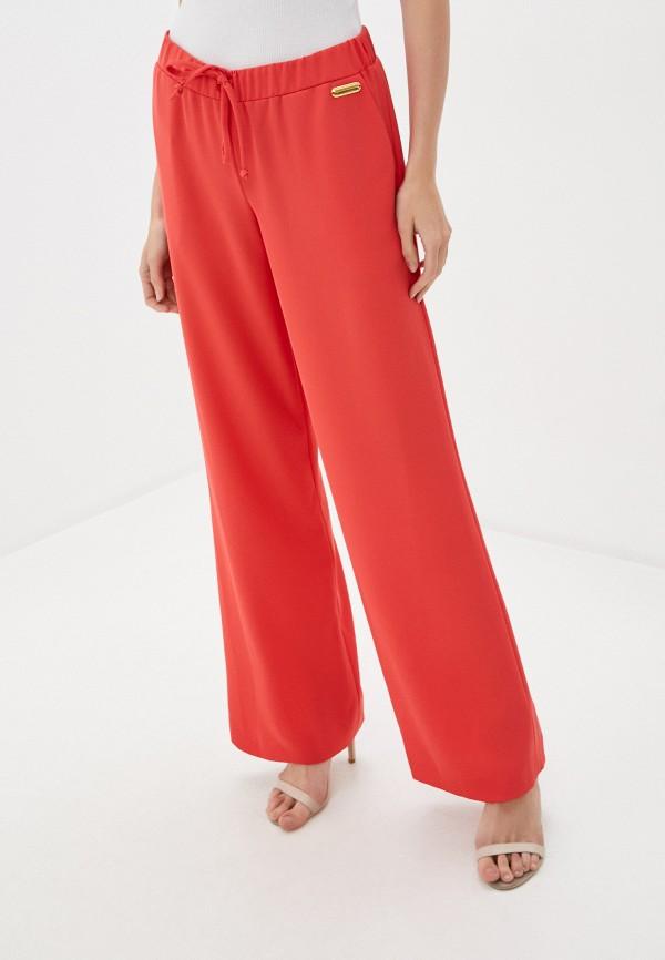 женские повседневные брюки trussardi